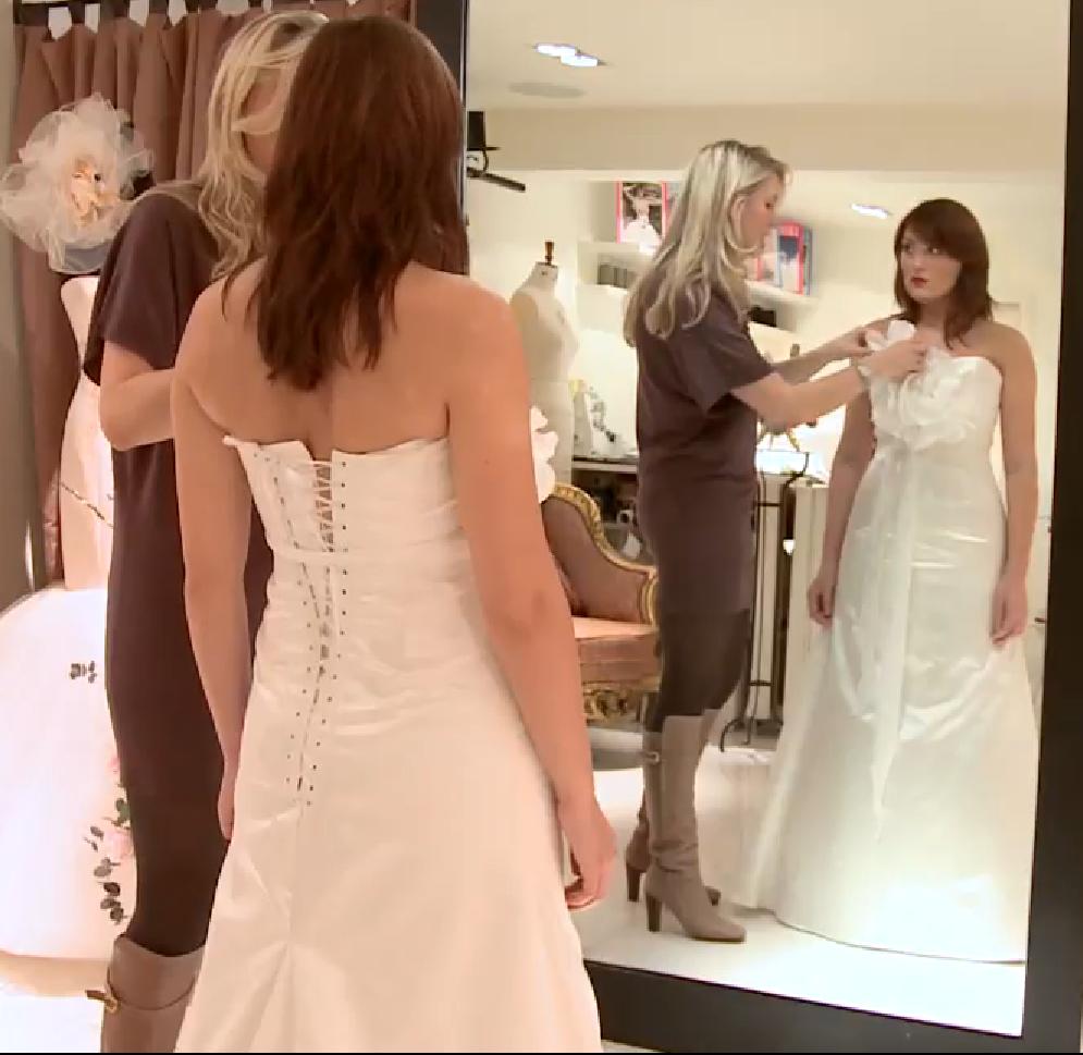 Danish Wedding Dress Designer Britta Kjerkegaard