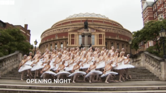 English National Ballet Swan Lake Albert Hall