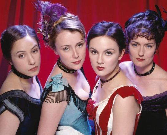 Tipping the Velvet TV cast photo