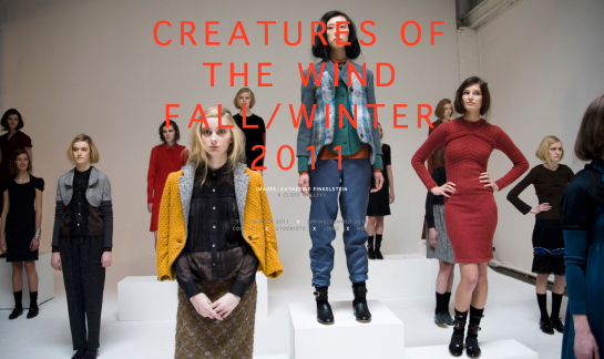Creatures of the Wind