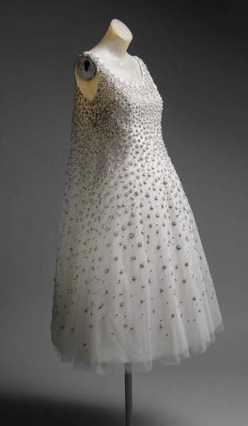 Yves Saint Laurent Trapeze Dress