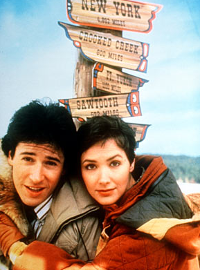 Northern Exposure Joel and Maggie