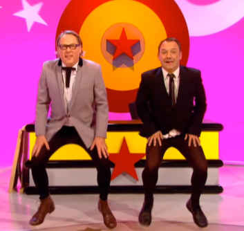 Shooting Stars Vic Reeves & Bob Mortimer