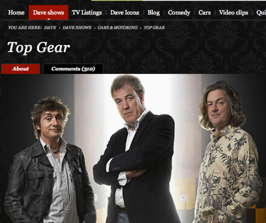 Top Gear Dave