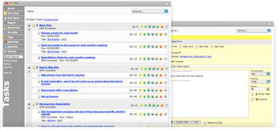 Crowd Favourite Tasks Screen Grab