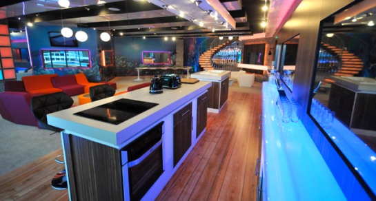 Channel 5 Big Brother Kitchen