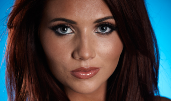 Channel 5 Celebrity Big Brother Amy Childs