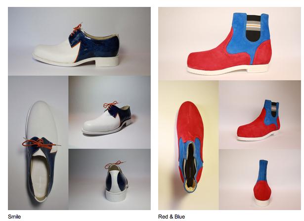 Samuel Way London College Fashion