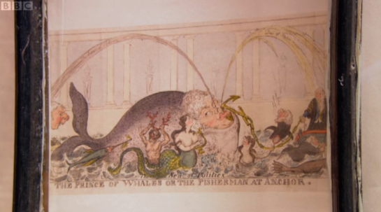 Elegance and Decadence: The Age of the Regency The Prince of Whales