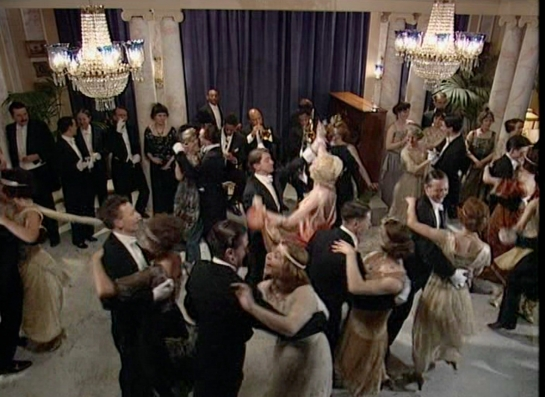 The House of Eliott Ball Scene