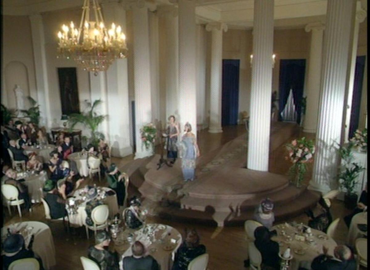The House of Eliott Fashion Show
