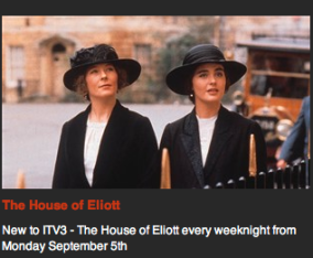 The House of Eliott ITV 3