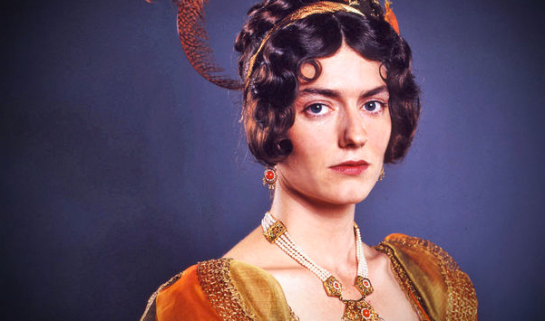 The Real Jane Austen - Anna Chancellor