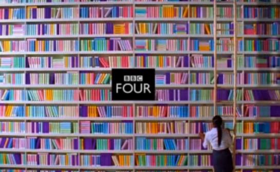 BBC 4 Library Logo