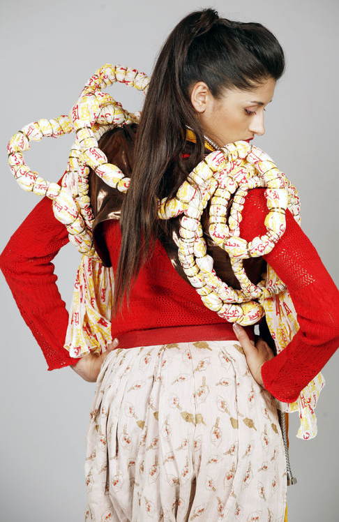 Sandhya Garg Kathputli Look 6