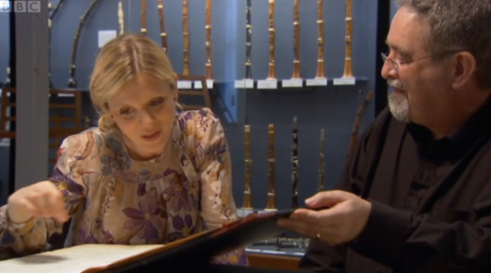 Who Do You Think You Are? - Emilia Fox Royal College Music Archives