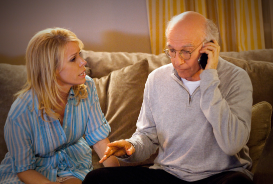 Curb Your Enthusiasm The Divorce