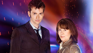 Doctor Who and Sarah Jane Smith