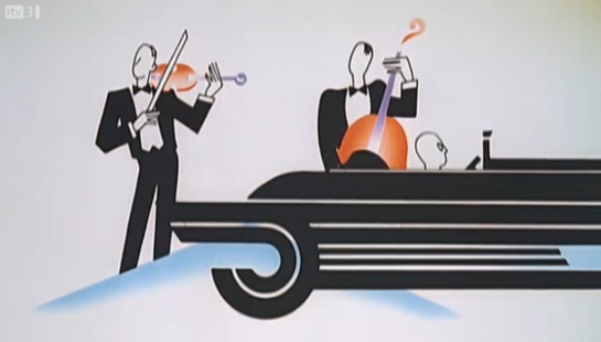 Jeeves and Wooster Opening Credit
