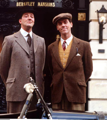 Jeeves and Wooster - Fry and Laurie