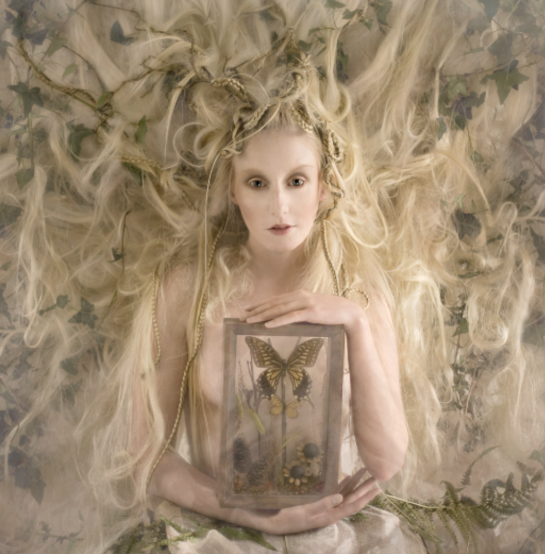 Kirsty Mitchell The White Witch