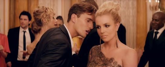 Britney Spears Criminal Opening scene