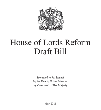 House of Lords Reform Draft Bill