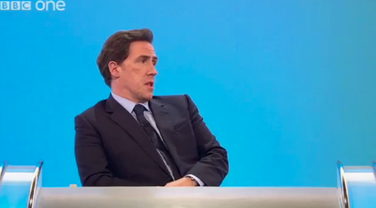 Would I Lie To You? Host Rob Brydon