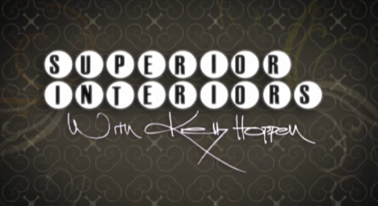 Superior Interiors with Kelly Hoppen Program Logo