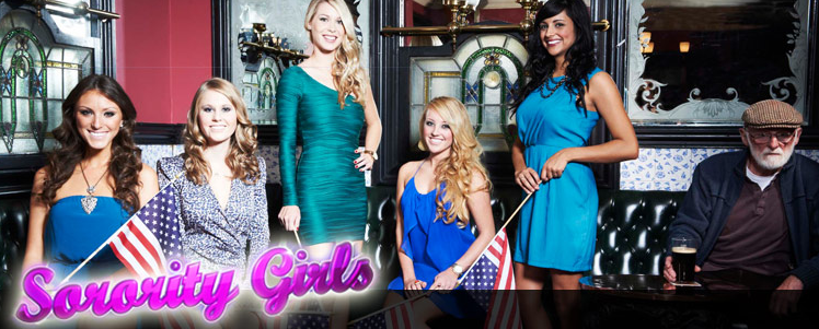 Sorority Girls E4 Website Welcome Image