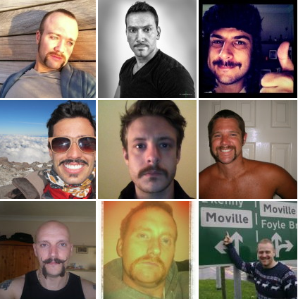 Movember Photo Gallery
