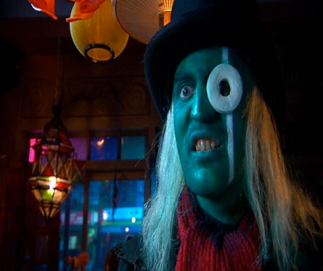 The Boosh - Hitcher by Noel Fielding