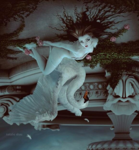 Natalie Shau - Dream II - My Leda