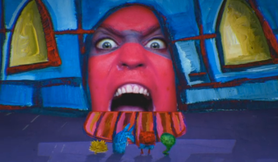 Noel Fielding's Luxury Comedy - The Jelly Fox