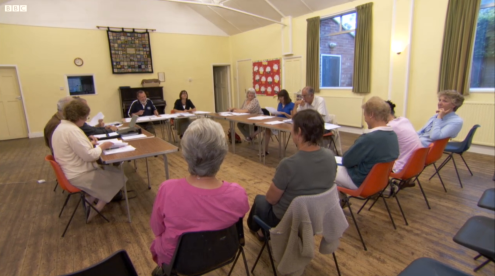 Bees, Butterflies and Blooms Council Meeting