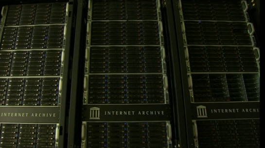 Books - The Last Chapter? Internet Digital Archives