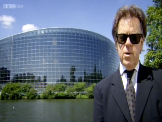 Jonathan Meades on France Strasbourg