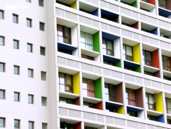 Jonathan Meades on France Le Corbusier