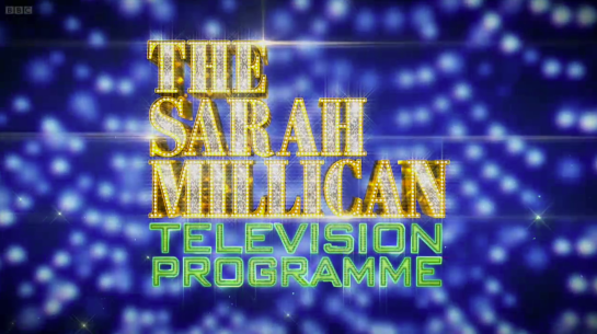 The Sarah Millican Television Program Logo