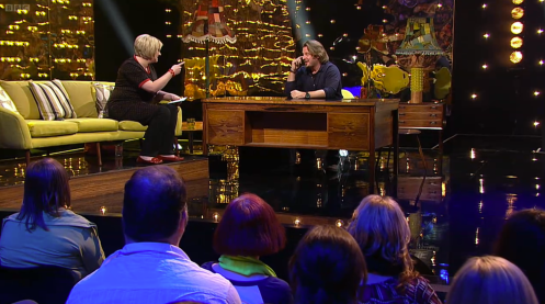 The Sarah Millican Television Program Charley Boorman