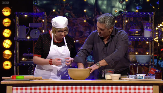 The Sarah Millican Television Program with Paul Hollywood