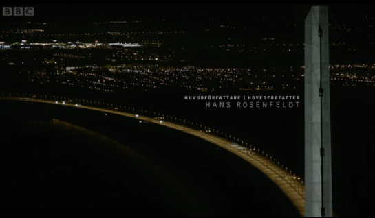 The Bridge - credit sequence image