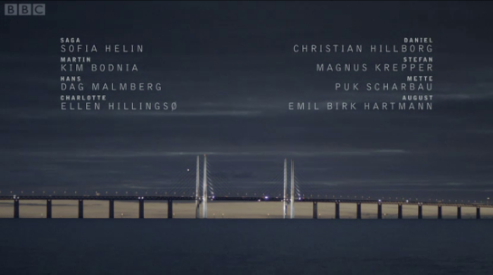 The Bridge - closing credits image