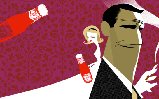 Mad Men by Jorge Arevalo