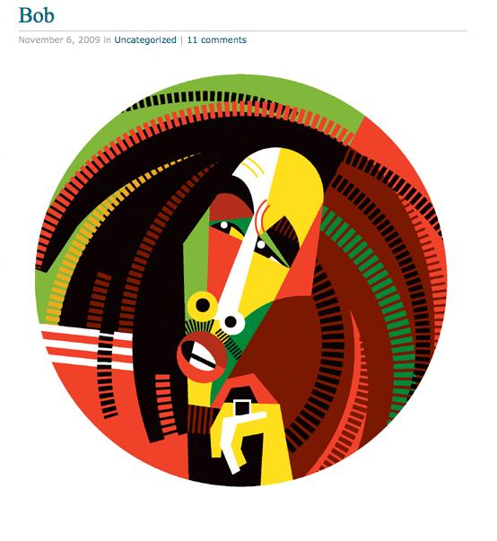 Pablo Lobato - Bob Marley