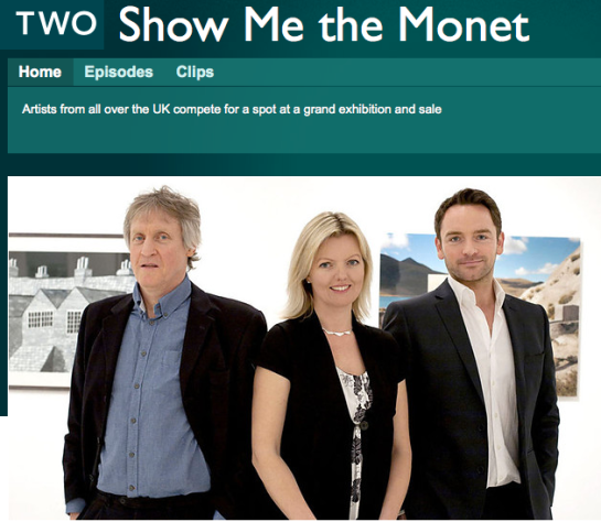 Show Me The Monet - BBC Website Image