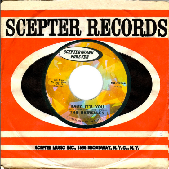 Baby It's You - Shirelles single