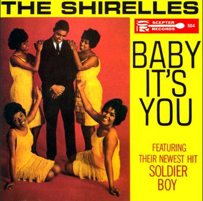 Shirelles album Baby It's You
