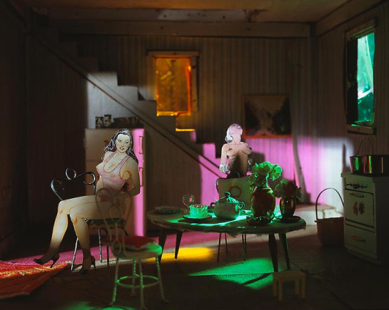 Laurie Simmons Long House