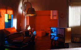 Tiny Furniture: Art ImitatingArt